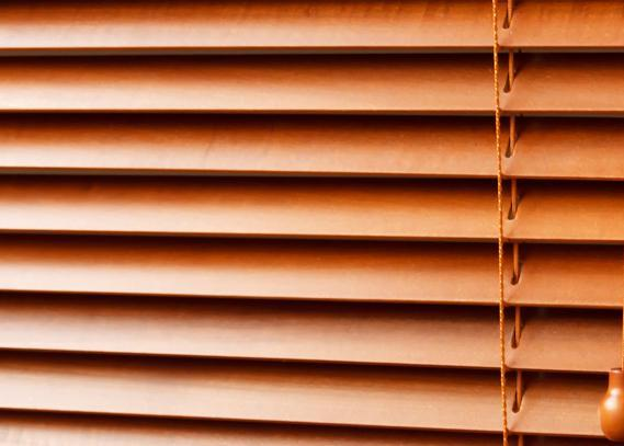 Blinds and shutters